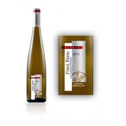 Pinot Blanc - les coteaux d'Obernai - 2011