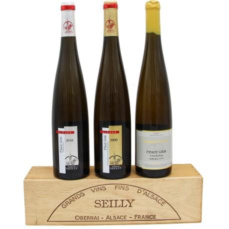 Coffret Pinot Gris - Cru du Schenkenberg